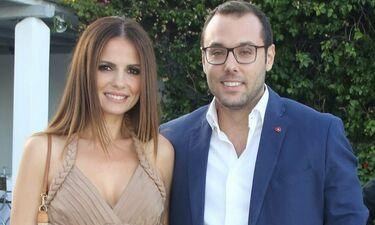Ελένη Καρποντίνη-Βασίλης Λιάτσος: Αυτός είναι ο μήνας που θα βαπτίσουν το γιο τους