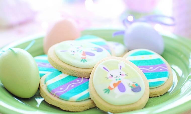 3 εύκολοι τρόποι για να διακοσμήσεις τα πασχαλινά μπισκότα σου