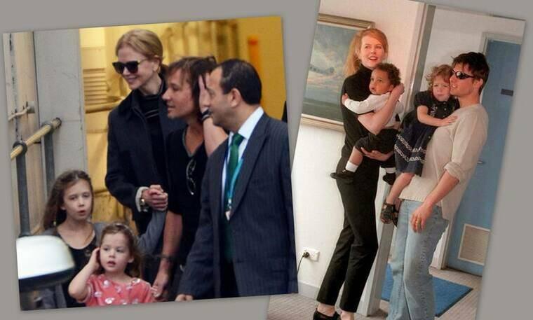 Η Nicole Kidman σε μια σπάνια αναφορά στα παιδιά της - Τι αποκάλυψε; (photos)