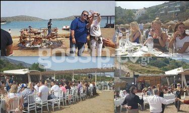 Το Πάσχα των επωνύμων στην Κρήτη- Στήθηκε γλέντι με πολύ φαγητό και χορό (exclusive photos)