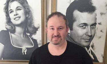 Γιάννης Παπαμιχαήλ: Η πρώτη έξοδος μετά το χειρουργείο – Έχασε 24 κιλά (φωτό)