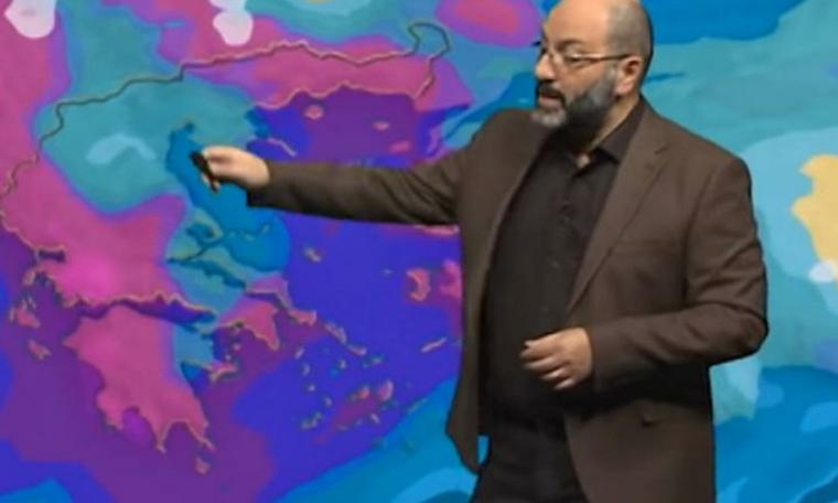 Οι βροχές της Πρωτομαγιάς και η προειδοποίηση του Αρναούτογλου για επερχόμενη μεταβολή του καιρού