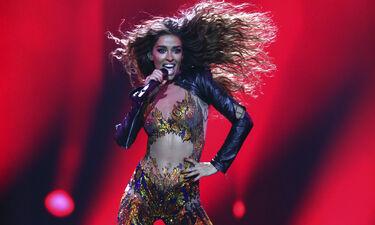Eurovision 2019: Η Ελένη Φουρέιρα άρχισε τις πρόβες - Η συνάντηση με τη Verka Serduchka (video)