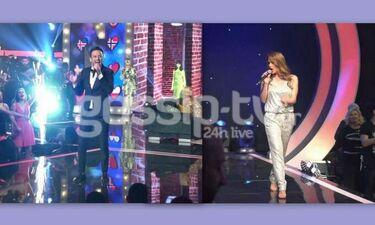 It's Showtime: Χριστοφόρου και Ολυμπίου χορεύουν σε ρυθμούς... Eurovision (exclusive video)