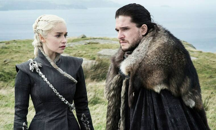 Game Of Thrones Spoiler: Αυτή είναι η τελευταία σκηνή του Τζον Σνόου (photos)