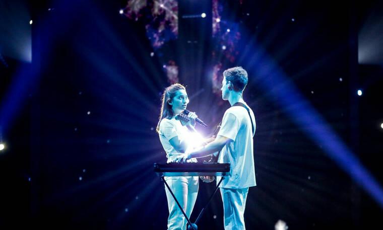 Eurovision 2019: Σλοβενία: Η casual εμφάνιση και η συγκίνηση της ερμηνείας τους (photos+video)