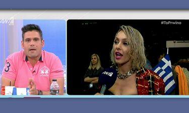 Eurovision 2019: Τα απίστευτα καρφιά του Ουγγαρέζου για τους σχολιαστές, Καπουτζίδη - Κοζάκου