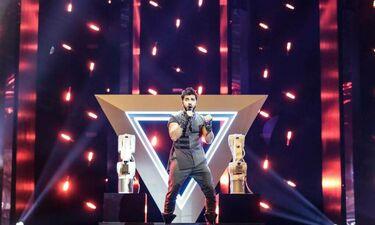 Eurovision 2019 Φαβορί Αζερμπαϊτζάν: Με ρομπότ στη σκηνή και εφέ που «κόβουν ανάσα» (photos & vid)