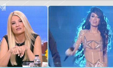 Eurovision 2019: Το χώσιμο του Πρωινού στην Madonna και η σύγκριση με τη Φουρέιρα (Vid)