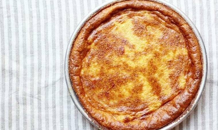 Η νοστιμότερη τάρτα της Τοσκάνης φτιάχνεται με ρύζι και γάλα...