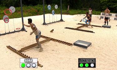Survivor: Δείτε ποια ομάδα κέρδισε το απίστευτο έπαθλο (video)