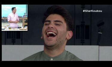 MasterChef: Η ατάκα του Λάμπρου Βακιάρου στον Μανώλη που τον έκανε να ξεσπάσει σε γέλια (video)