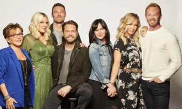 Πιάστηκαν μαλλί με μαλλί στο remake του Beverly Hills – Δείτε ποιες πλακώθηκαν (photos)