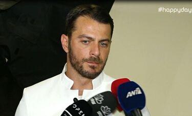 Αγγελόπουλος: Η αποστομωτική απάντησή του όταν ρωτήθηκε (ξανά) για το unfollow στον Τανιμανίδη (Vid)
