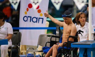«Βροχή» τα ρεκόρ στο πανελλήνιο πρωτάθλημα κολύμβησης ΟΠΑΠ