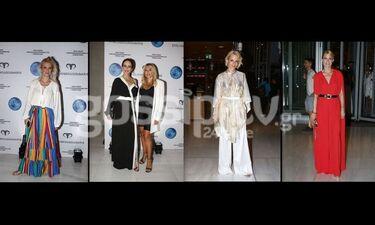 Λαμπερές παρουσίες στο fashion show του Στέλιου Κουδουνάρη (photos)