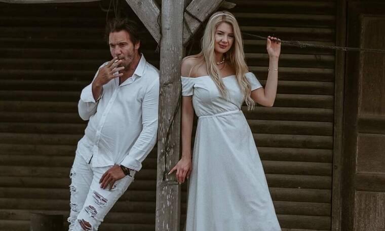 Γάμος Τζώρτζογλου - Μαριόλα: Η προετοιμασία του γαμπρού και της νύφης (photos)