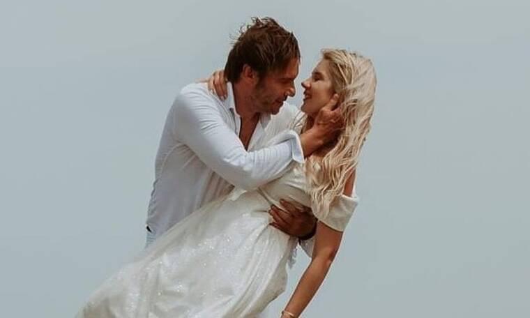 Γάμος Τζώρτζογλου- Μαριόλα: Οι πρώτες εικόνες από τον στολισμό (exclusive photos)