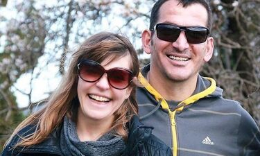Πύρρος Δήμας: Ραγίζει καρδιές το μήνυμα για τη γυναίκα του ένα χρόνο μετά το θάνατό της