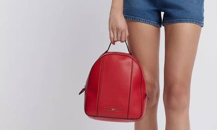 Οι νέες backpack τσάντες του οίκου Armani που αξίζει να έχεις στη συλλογή σου
