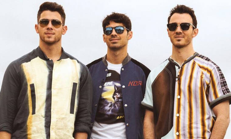 It's a NO! Οι Jonas Brothers αποκάλυψαν ποια ήταν τα αρχικά ονόματα του συγκροτήματος