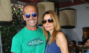 Γάμος Μπαλατσινού – Κικίλια: Δείτε τι έκανε ο Πέτρος Κωστόπουλος, ενώ η Τζένη παντρευόταν (Photos)
