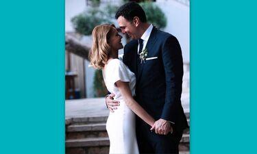 Γάμος Μπαλατσινού – Κικίλια: Πάτησε η Τζένη το πόδι του γαμπρού; (VIDEO)