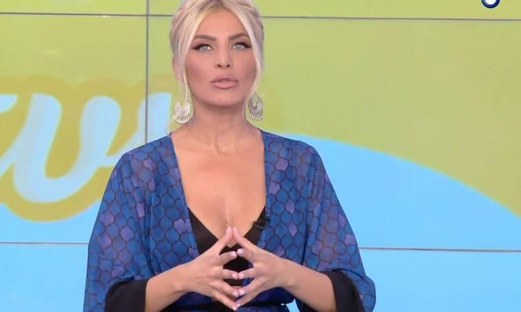 Ευτυχείτε! Η Καινούργιου αποκάλυψε ποια Ελληνίδα παρουσιάστρια είναι έγκυος! (Video & Photos)