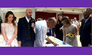 Σελίμ: Οι πρώτες δηλώσεις του πρώην παίκτη του MasterChef μετά τον πολιτικό γάμο του! (Video)