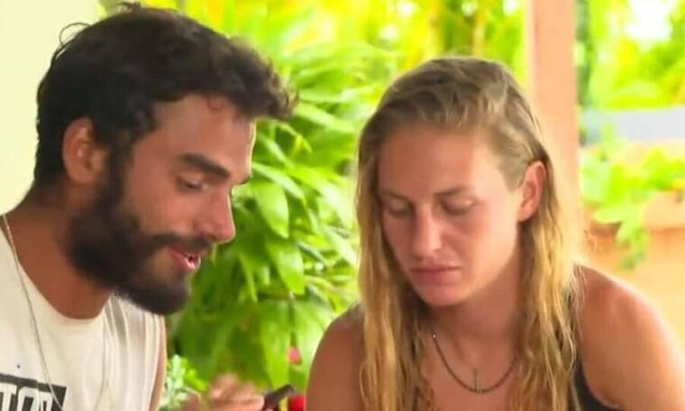 Survivor αποκάλυψη: «Η Δαλάκα και ο Ατακάν, ήρθαν αρκετά κοντά»