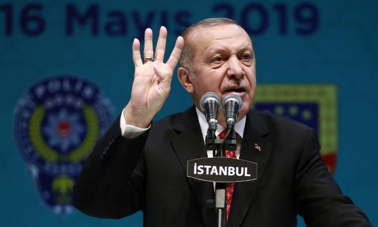 Απίστευτη πρόκληση Ερντογάν: Ο Τσίπρας μπορεί να λέει ό,τι θέλει, εμείς θα κάνουμε γεωτρήσεις