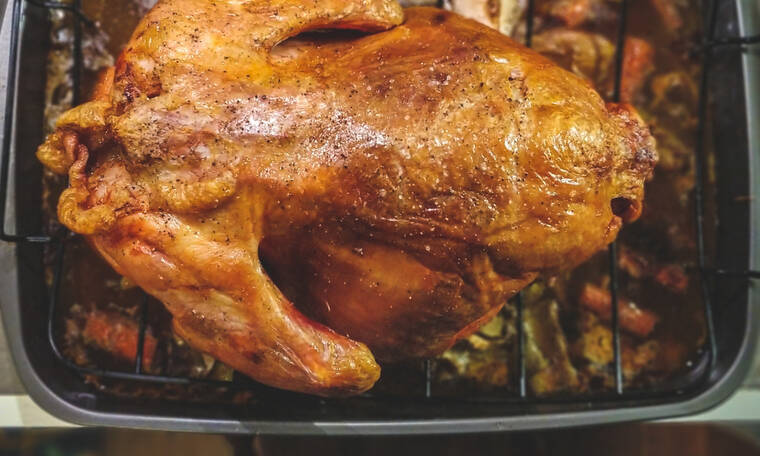 Πώς θα κόψω πανεύκολα ένα κοτόπουλο
