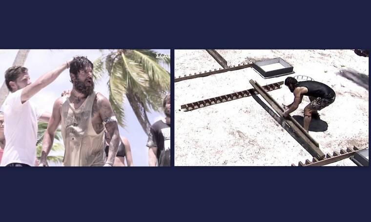 Survivor: Ο κακός χαμός λίγο πριν τον τελικό - Κόντεψαν να πιαστούν στα χέρια (photos-video)