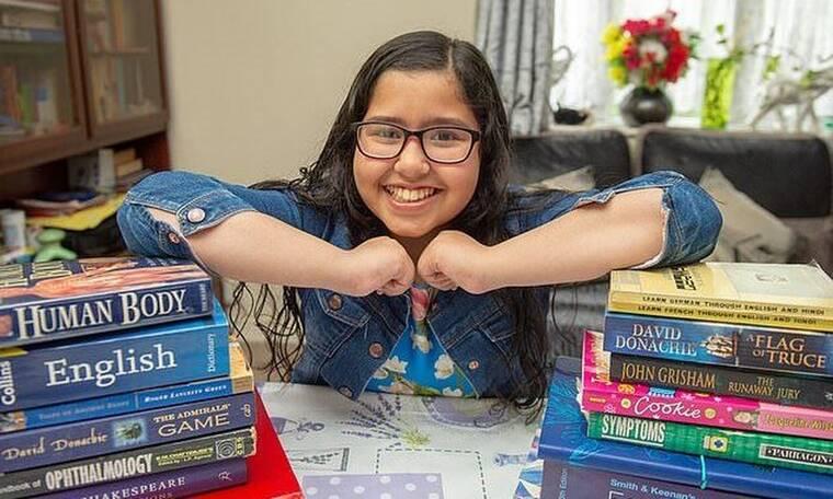 Αυτή είναι η 11χρονη που έχει τρελάνει τους ειδικούς - Δείτε τον λόγο (photos+video)