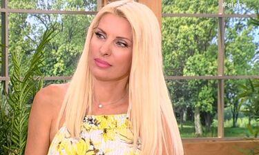 Ελένη: Η εξομολόγηση on air για τα παιδιά της:«Όταν μου είχαν πει τα πρώτα τους λογάκια...» (Videos)