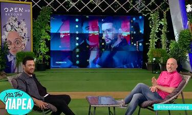Για την παρέα: Όλα όσα αποκάλυψε ο Γιώργος Θεοφάνους για το πολυαναμενόμενο X-Factor! (video)