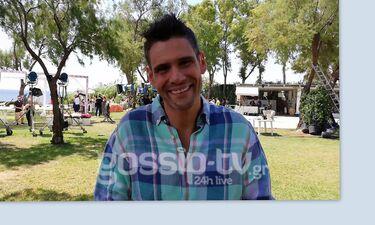Ο Δημήτρης Ουγγαρέζος στο gossip-tv.gr: Θα είναι ή όχι στο «Πρωινό» του χρόνου; (exclusive video)