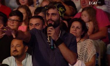 Survivor τελικός: Το τραγούδι που αφιέρωσε ο Σπύρος στις δύο φιναλιστ (video)