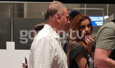 «Τσακώσαμε» τη Δέσποινα Ολυμπίου - Η άφιξη στην Αθήνα και η ταλαιπωρία στο αεροδρόμιο (exclusive)