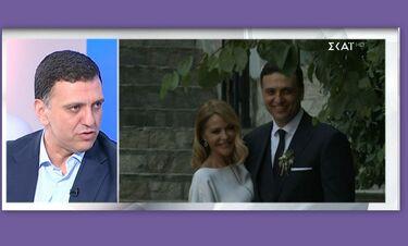 Βασίλης Κικίλιας: Έτσι έκανε πρόταση γάμου στην Τζένη Μπαλατσινού (Video)