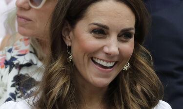 H Kate επέστρεψε στο αγαπημένο της τουρνουά τένις αλλά κάτι λείπει σε σχέση με πέρσι!