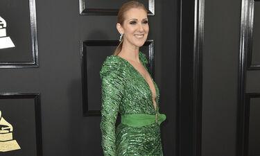 Δες τη Celine Dion να φορά μόνο το κορμάκι της στην εβδομάδα μόδας του Παρισιού