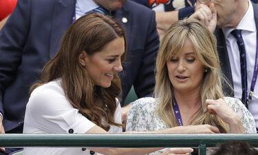 H Kate Middleton φόρεσε ένα λευκό shirt dress και εμείς σου πού θα βρεις ίδιο