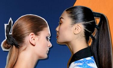 Δέκα τρόποι να πιάσεις τα μαλλιά σου τώρα που έχει καύσωνα