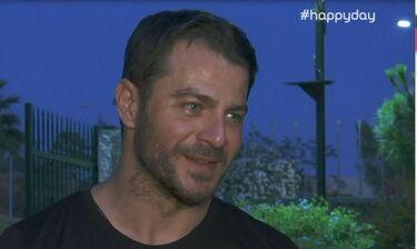 Γιώργος Αγγελόπουλος: Η δήλωση για τον πατέρα του, που μας συγκίνησε (Video)