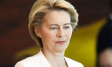Η Ursula von der Leyen στο τιμόνι της Ευρωπαϊκής Επιτροπής