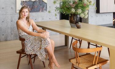 Δες το εντυπωσιακά μοντέρνο σπίτι της Maria Sharapova