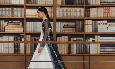 H βιβλιοθήκη της Coco Chanel ήταν η πηγή έμπνευσης για το show της Chanelπου έκλεψε τις εντυπώσεις