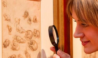 H αίθουσα Τέχνης του Buckingham μετατρέπεται σε escape room