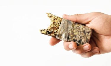 Δες την διασπώμενη συσκευασία που παράγεται εξ ολοκλήρου από λαχανικά